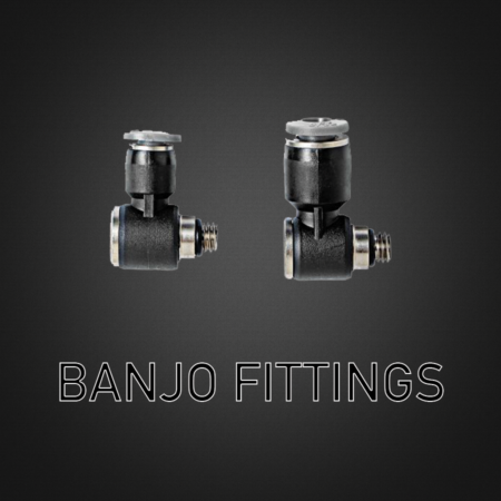 Ion Enemy Banjo Hose Fittings